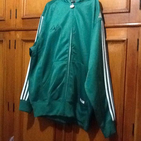 Casaco adidas verde