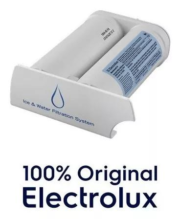 Filtro refil interno para geladeira side by side electrolux