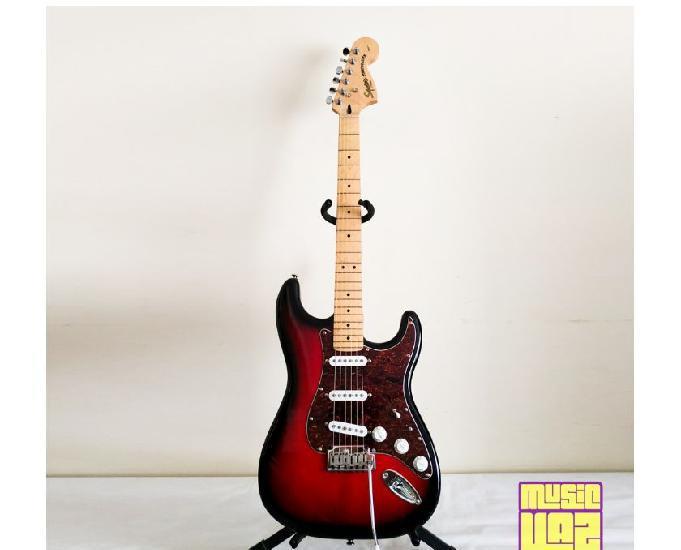 Guitarra squier standard antique burst excelente estado