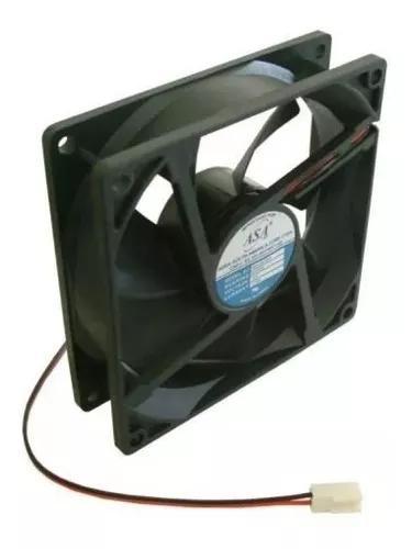 Micro ventilador 90x90x25 asafan cooler 12v 0,18a mini 90mm