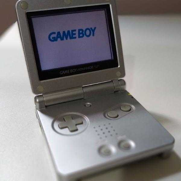 Nintendo game boy advanced sp
