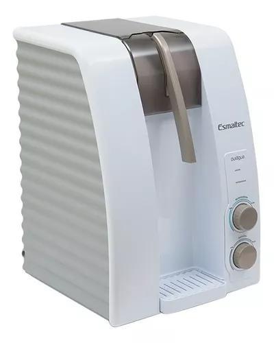 Purificador de água gelada esmaltec 2.1 litros branco