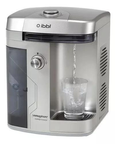 Purificador de água refrigerado por compressor ibbl