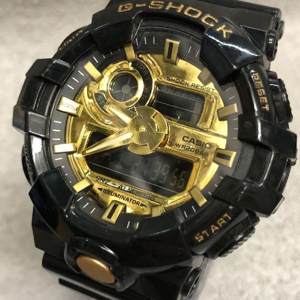 Relógio masculino g shock ga 110