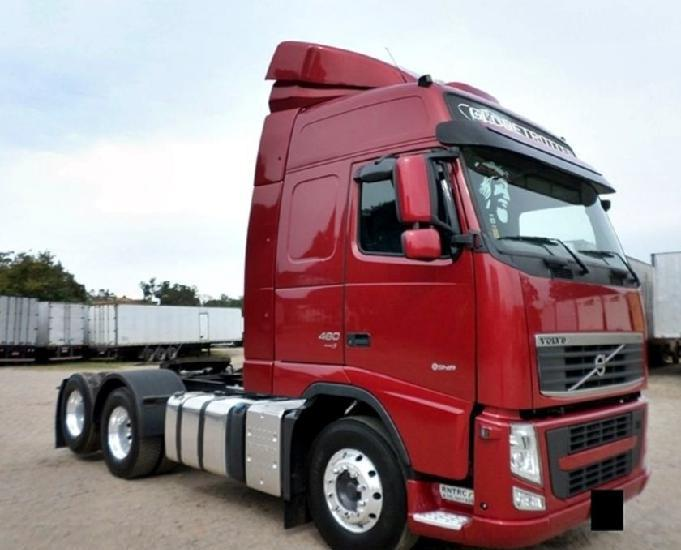 Volvo fh 12 460 6x2 globetrotter teto alto ano e modelo 13