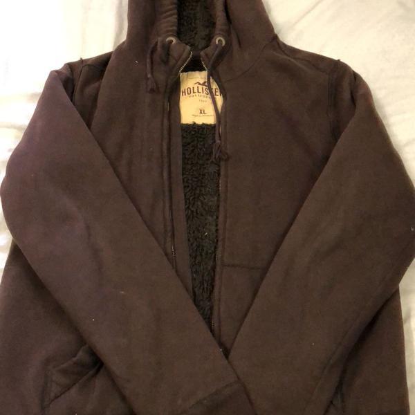 Blusa de frio hollister