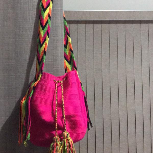 Bolsa wayuu original