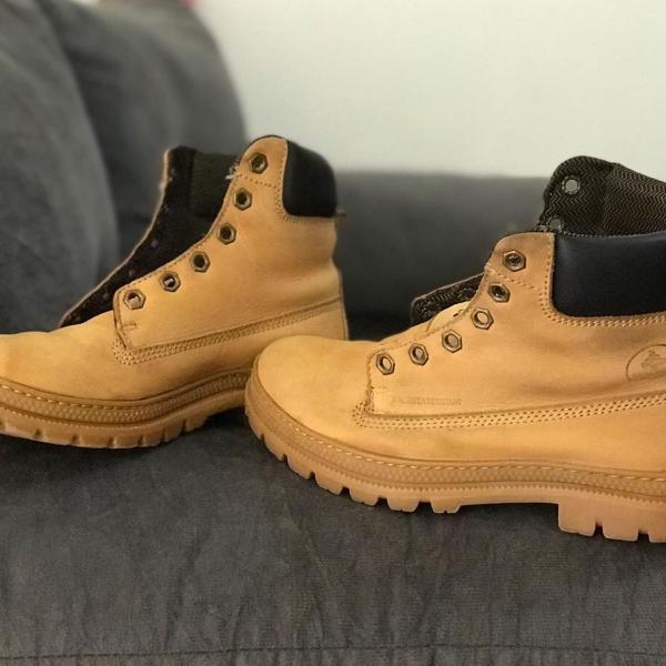Bota macboot yellow masculina