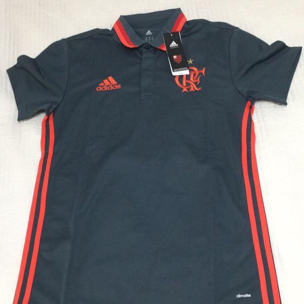 Camisa polo original flamengo adidas