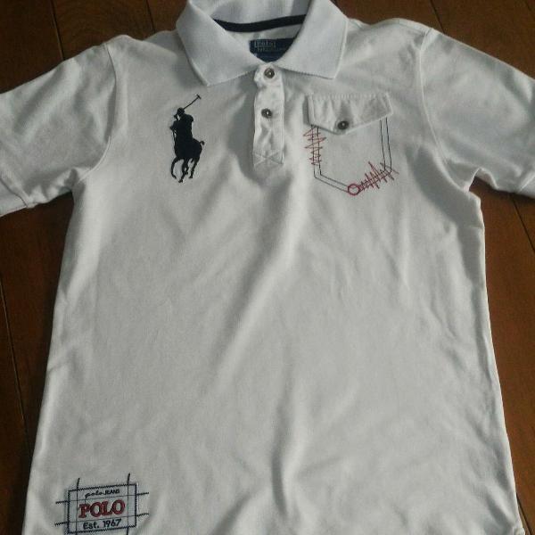 Camisa polo, ralph lauren.