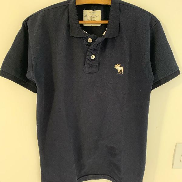 Camiseta polo abercrombie & fitch