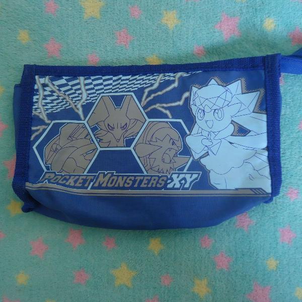 Case bolsa bag estojo de viagem proteção nintendo pokemon