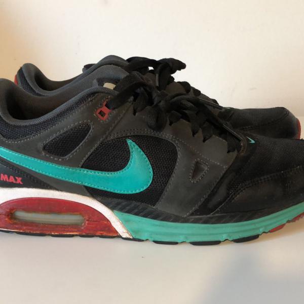 Nike air max lunar preto 41