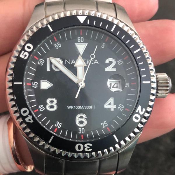 Relógio original náutica