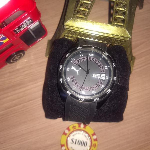 Relógio puma masculino original