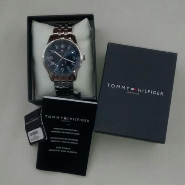 Relógio tommy hilfiger novo masculino