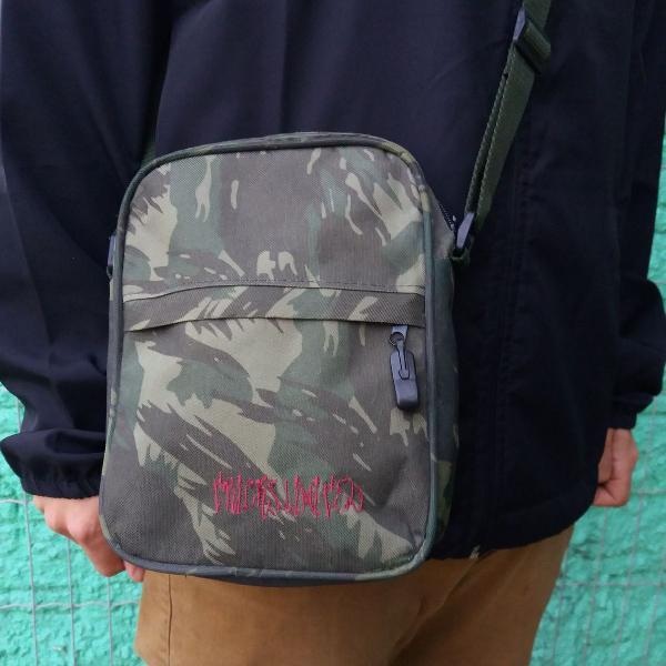 Shoulder bag trick$ limited camuflado bolsa pochete camo