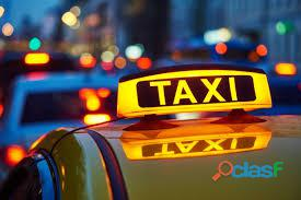 Táxi  aluguel de autonomia antiga