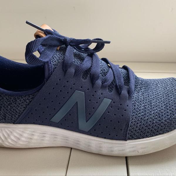 Tênis new balance casual azul