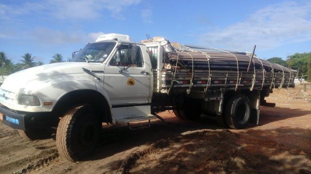 Transporte de carga - frete caminhão f-14.000