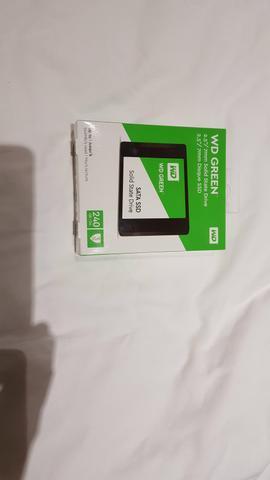 Ssd 240 gb wd green original