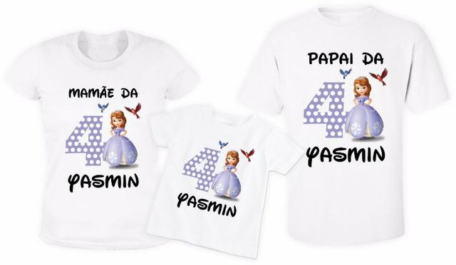 Camisetas personalizadas varios temas