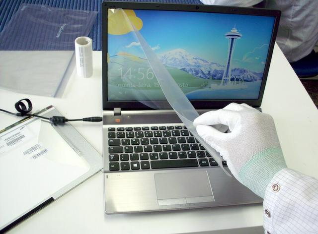 "Tela notebook led 14.0"" slim - lg philips lp140wh2 (tl)(sa)"
