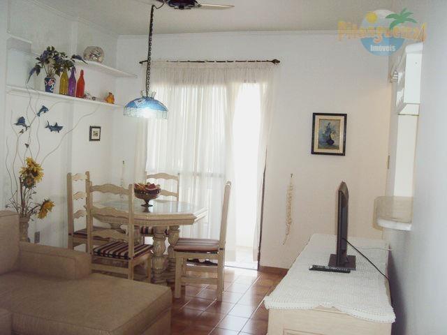 Apartamento guaruja asturias 2 quartos, com serviço de