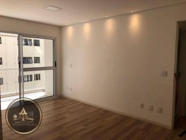 Apartamento residencial para locação, alphaville