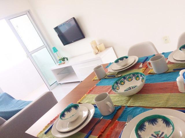 Apartamento temporada joão pessoa (bessa), 2 quartos (5