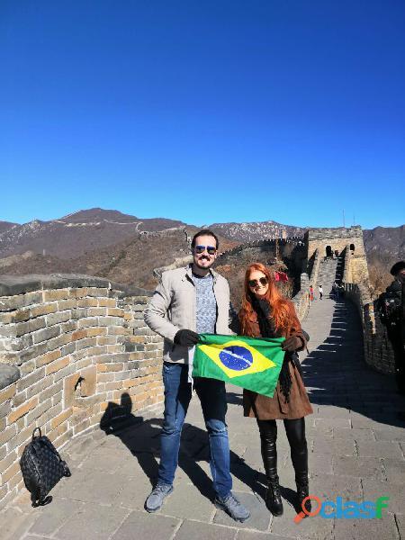Pequim passeios e tours com guia fala português