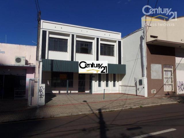 Casa para alugar, 179 m² por r$ 3.000/mês - centro -