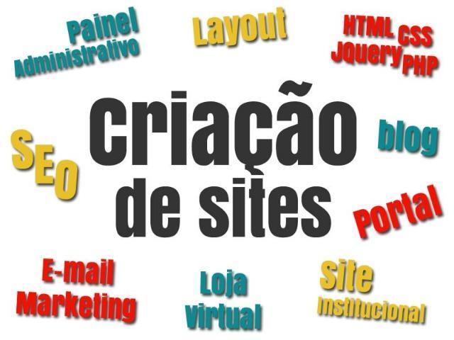 Criação de sites para seu negócio ou empresa