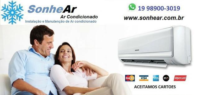 Instalação de ar condicionado apartir r$200,00 19