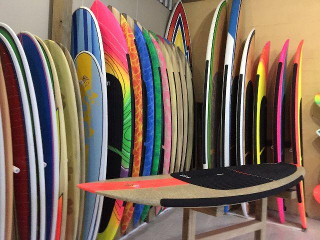 Pranchas de surf, funboards, evolution e long. preço de