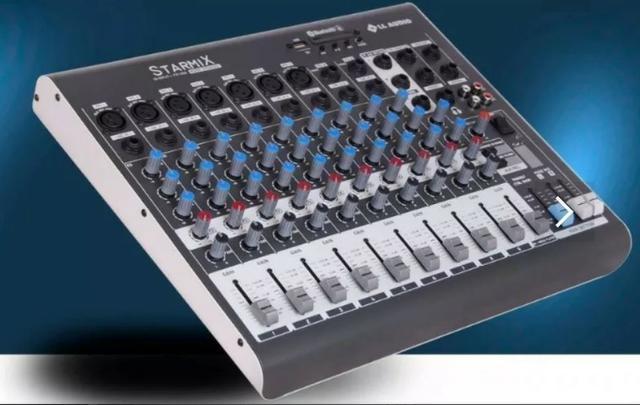 Ll audio mesas de som linha starmix xms1002r novo