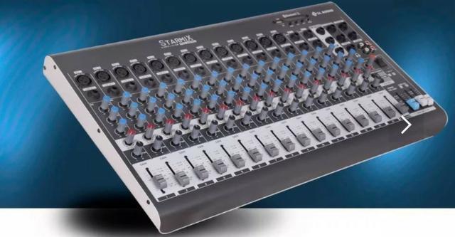 Ll audio mesas de som linha starmix xms1602r novo