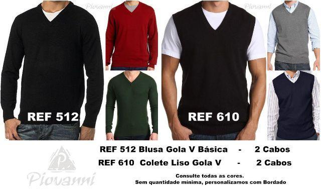 Blusas de lã para uniforme. suéter - atacado e varejo