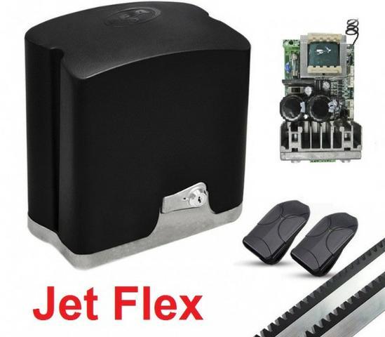 Motor automático p/ portão jet flex ppa ultra rápido 1/4