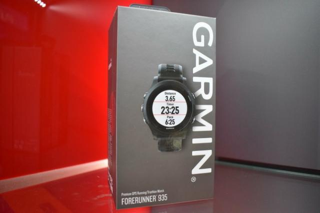 Garmin forerunner 935 - produto novo e lacrado
