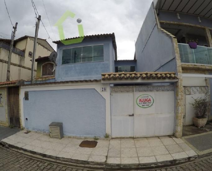 Aluguel - casa 3 quartos em condomínio no bairro da luz