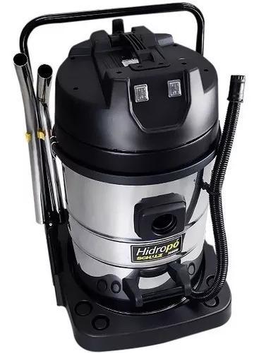 Aspirador de água e pó inox 70 litros 2000w c/2 motor