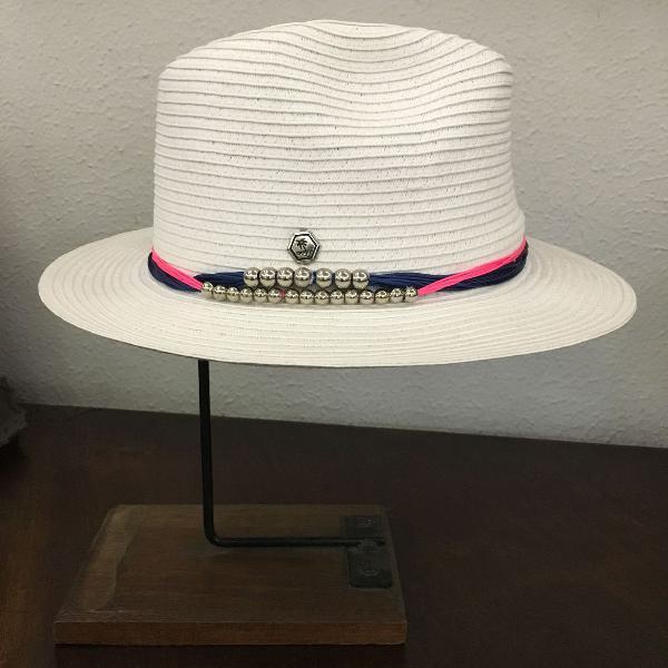 Chapéu feminino verão manly