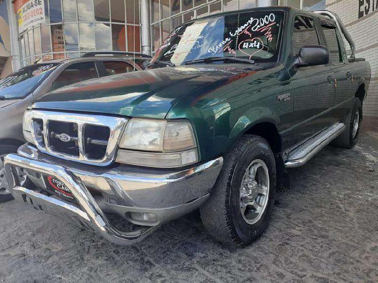 Ford ranger xlt 2.5 4x4 cd diesel