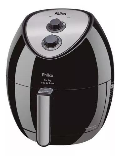 Fritadeira eletrica air fry philco saude 1400w s