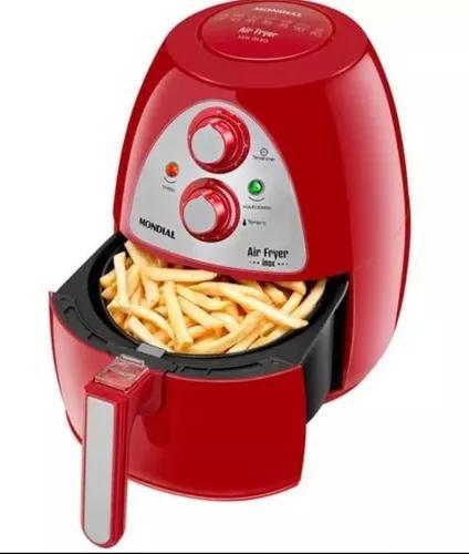 Fritadeira Eletrica Mondial Air Fryer 1500w Com Nf A Melhor