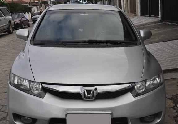 Honda civic 2010 automático