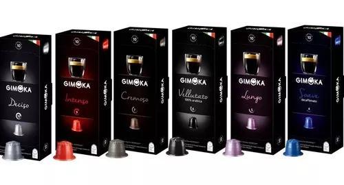 Kit 300 cápsulas café compatíveis nespresso®