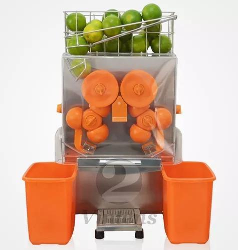 Maquina profissional de suco de laranja automática