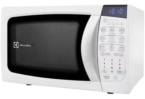 Micro-ondas 20l branco 127v mtd30 electrolux